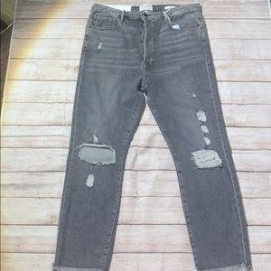 Frame Denim Le Original High Rise Jeans  32 B24